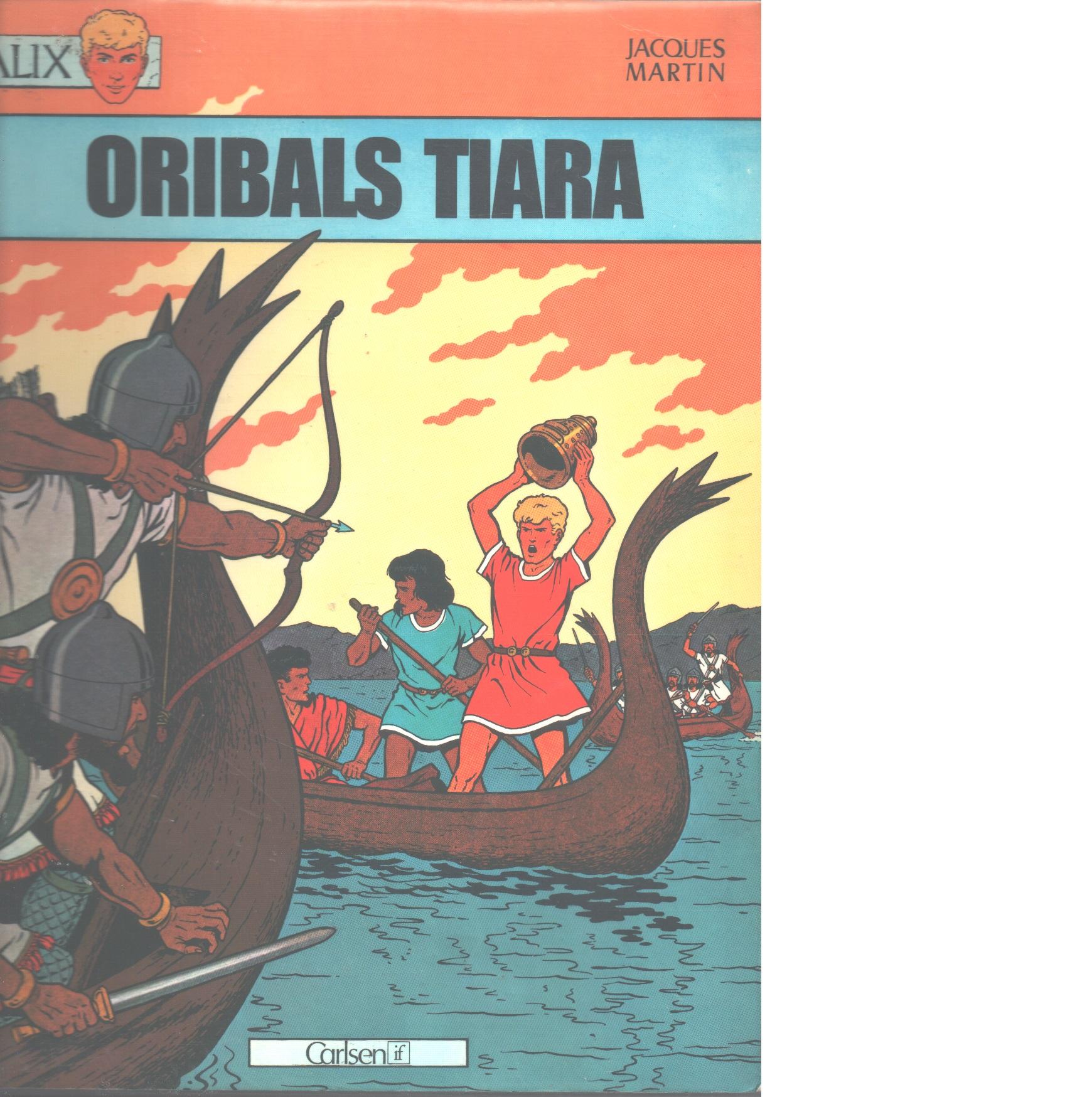 Oribals tiara - Martin, Jacques