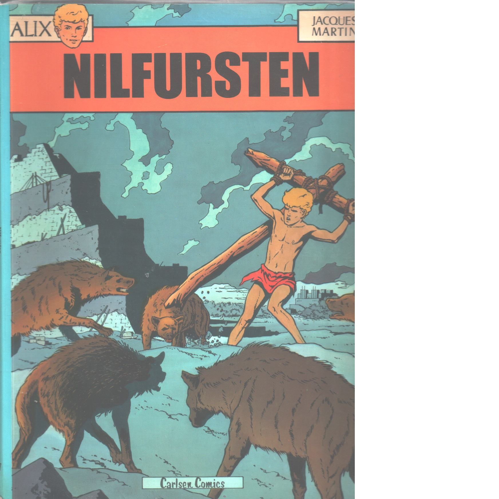 Nilfursten - Martin, Jacques