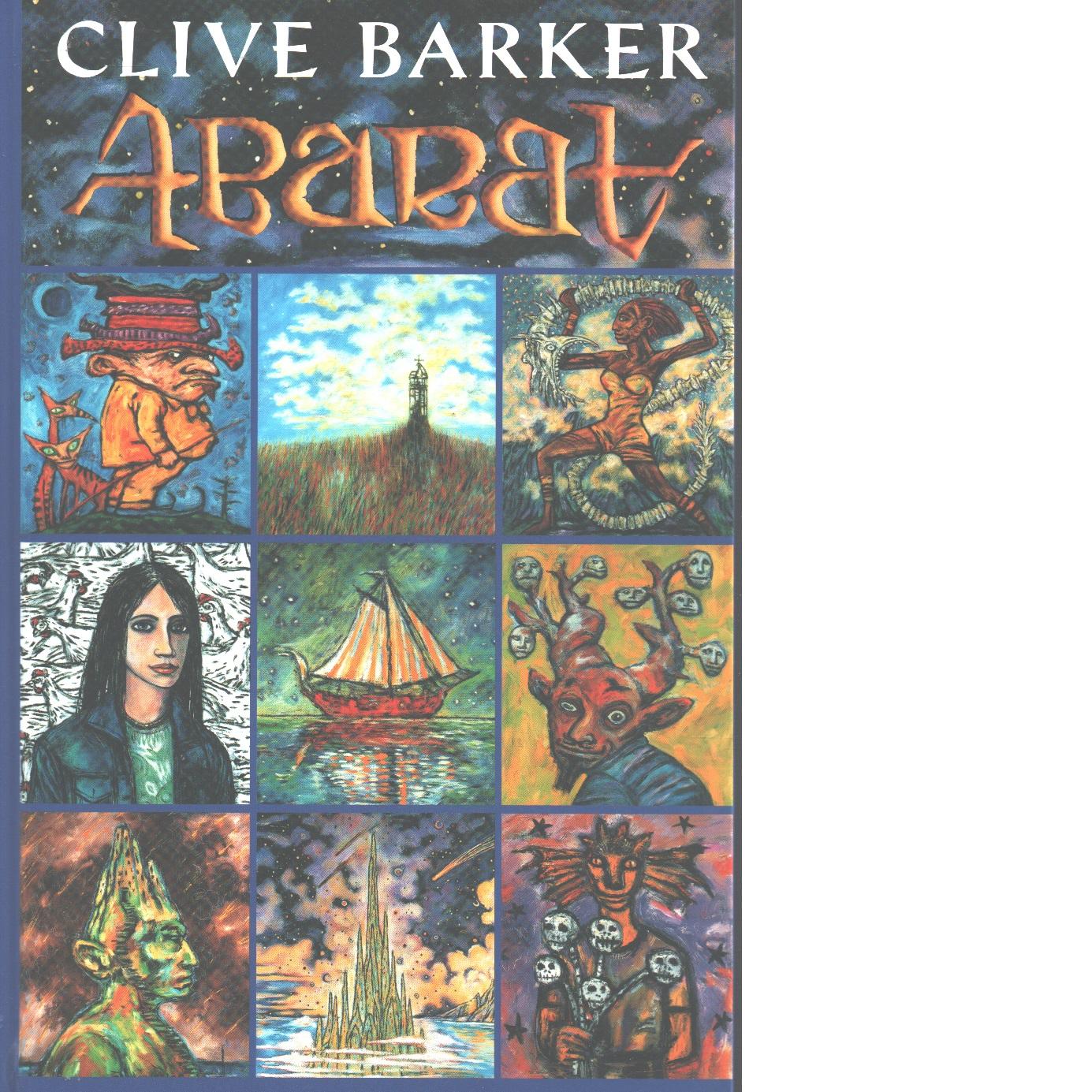 Abarat. - Barker, Clive
