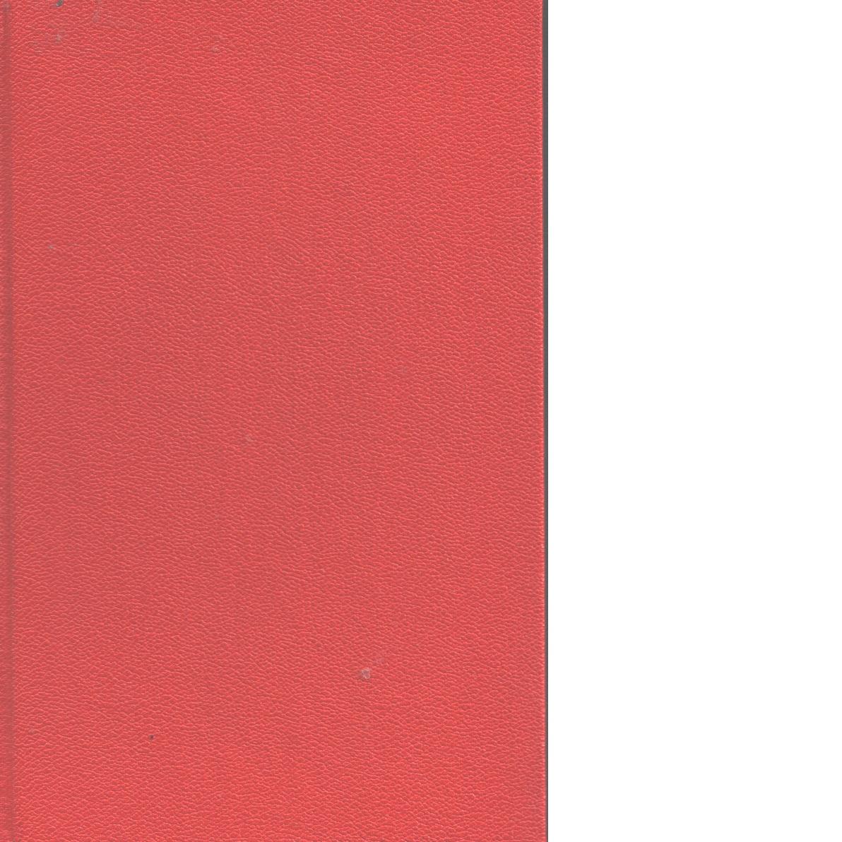 Lärobok i snickeriarbete - Red. Blomkvist, Edvard,