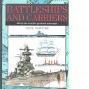 Battleships and carriers - Red.