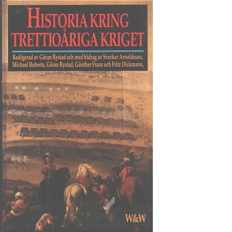 Historia kring trettioåriga kriget - Red.