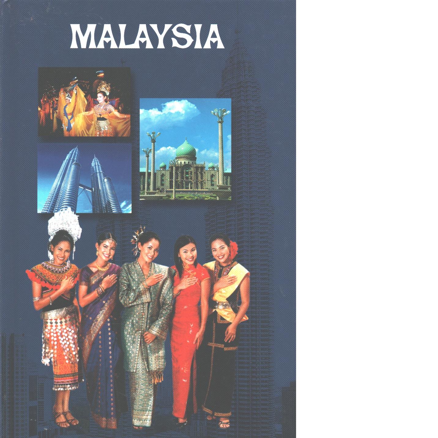 Malaysia - Red.