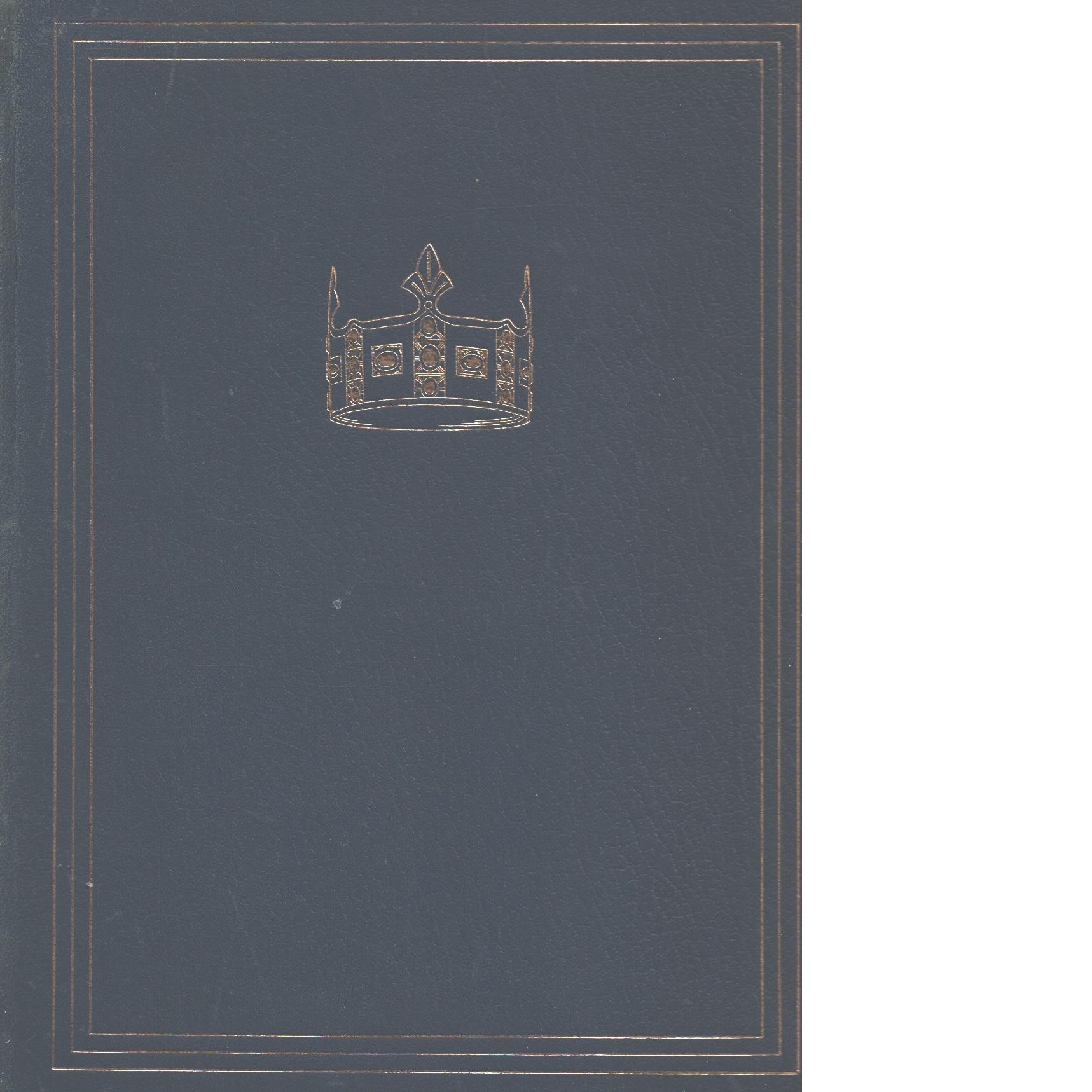 Arkeologiska forskningar och fynd - Red Gustav Vi Adolf, Kung Av Sverige, 1882-1973