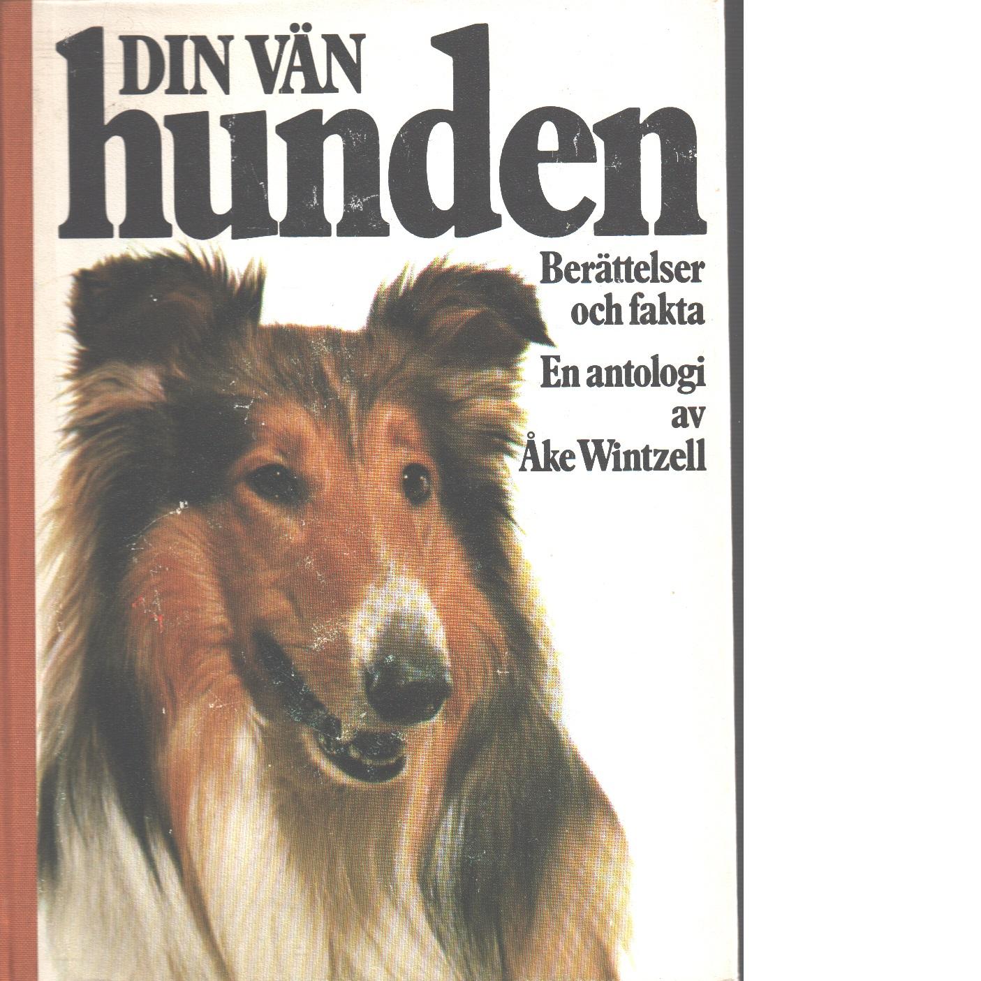 Din vän hunden : berättelser och fakta : en antologi - Red.