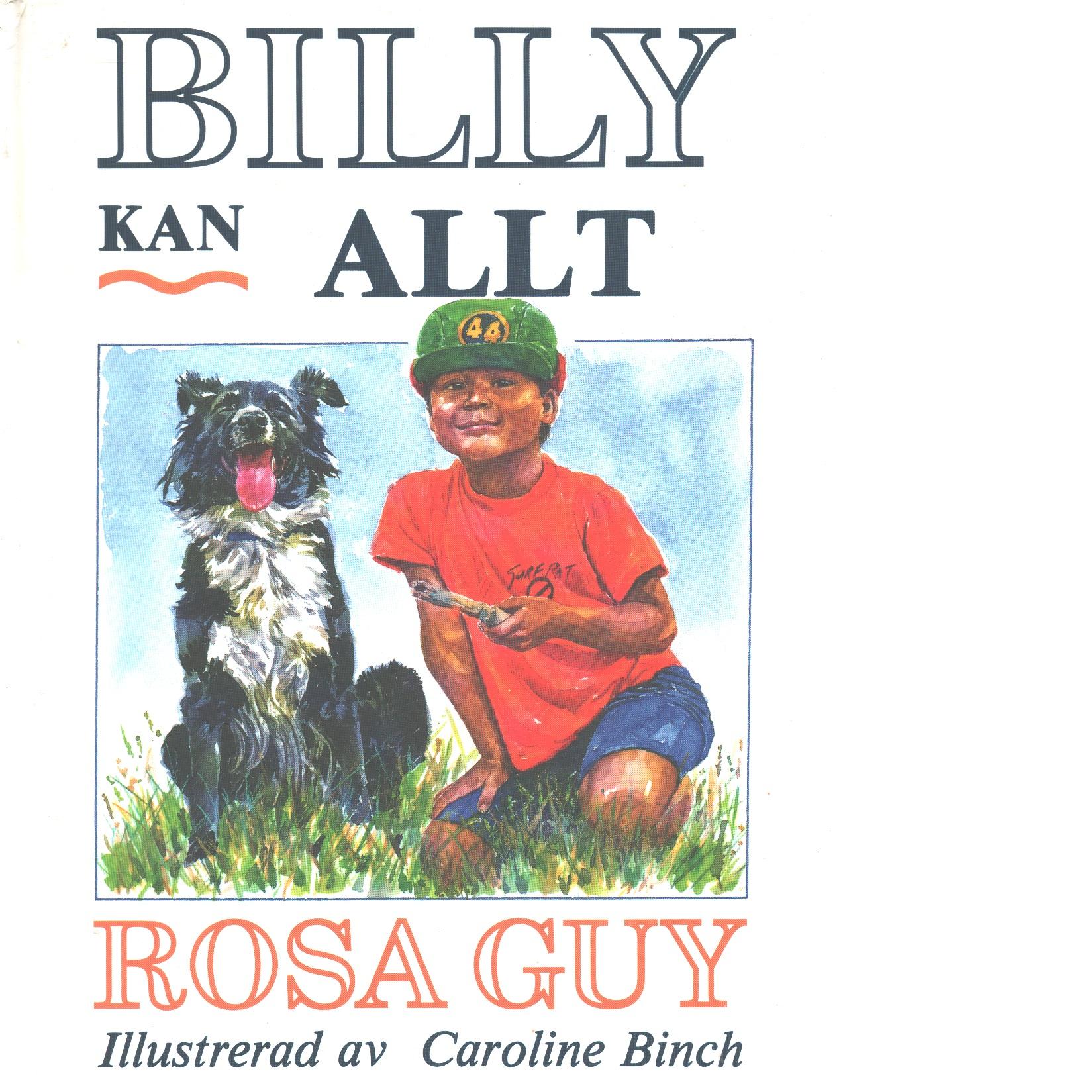 Billy kan allt - Guy, Rosa