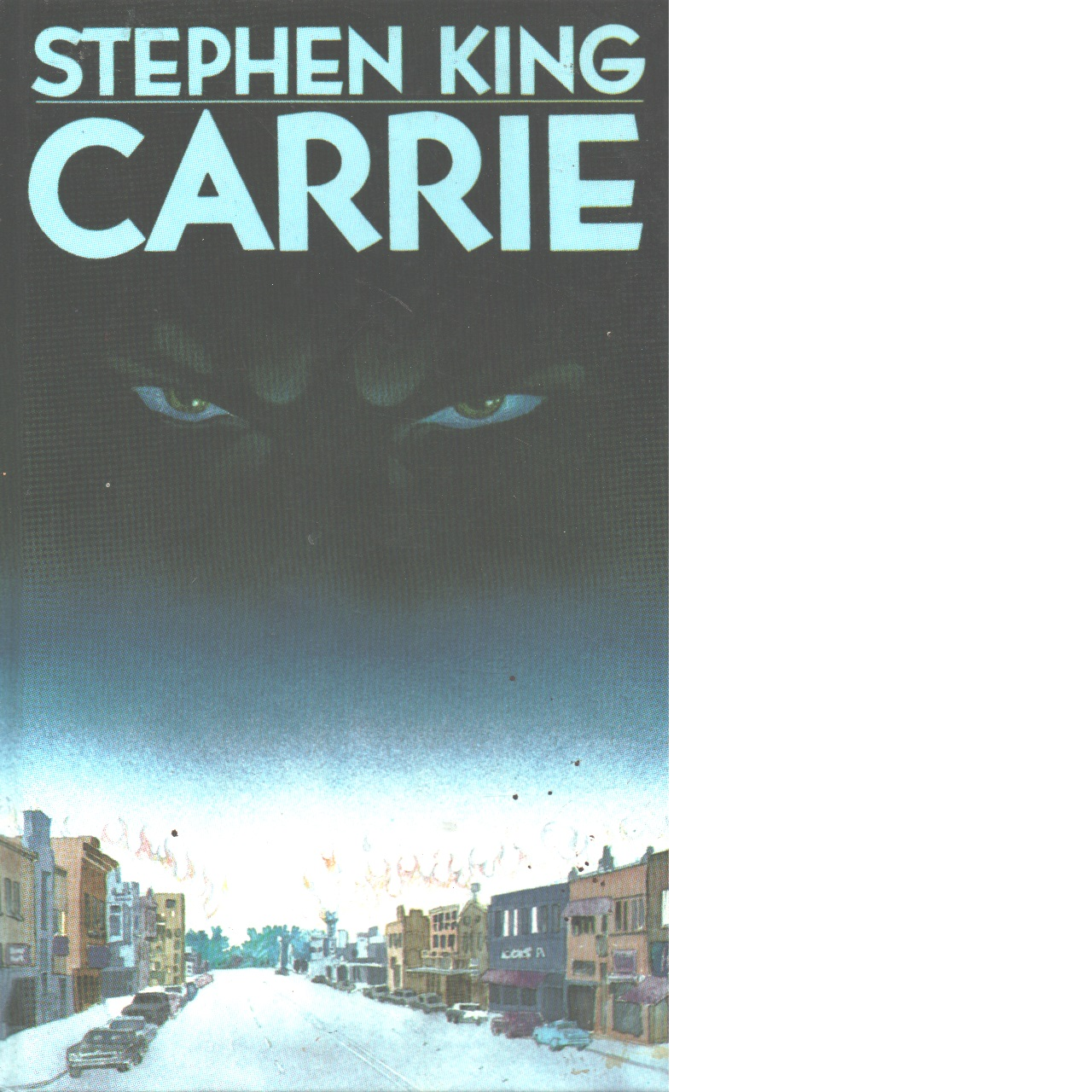 Carrie : en rysare om det undermedvetnas krafter - King, Stephen