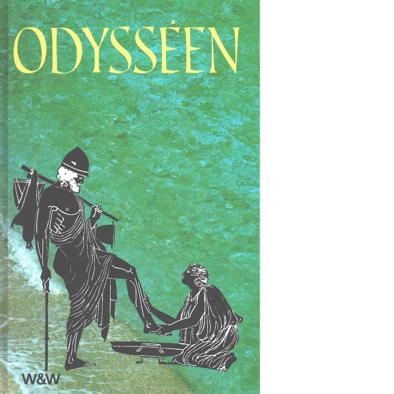 Odysséen - Homeros