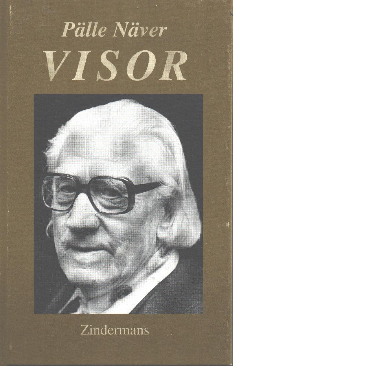 Visor / Pälle Näver - Högstedt, Josef