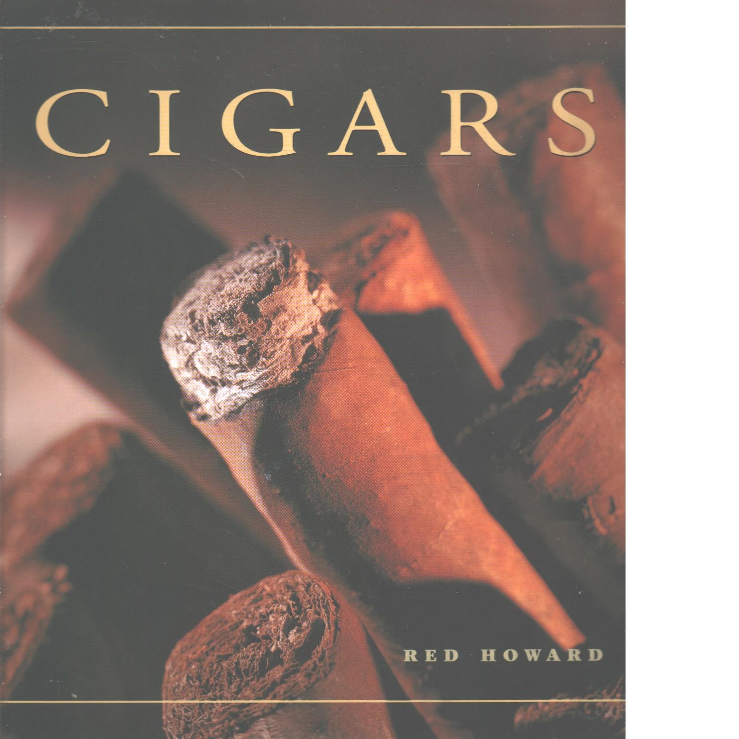 Cigars - Howard. Red