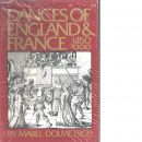 Dances of England and France from 1450 to 1600 : with their music and authentic manner of performance - and authentic manner of performance / by Mabel Dolmetsch Dolmetsch, Mabel