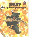 Snuff, den nyfikna björnungen - Ishida, Takeo
