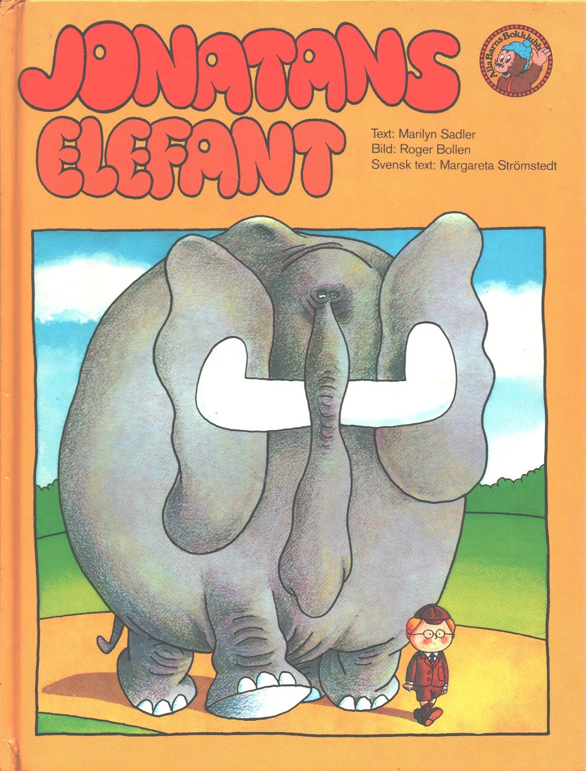 Jonatans elefant - Sadler, Marilyn och Bollen, Roger