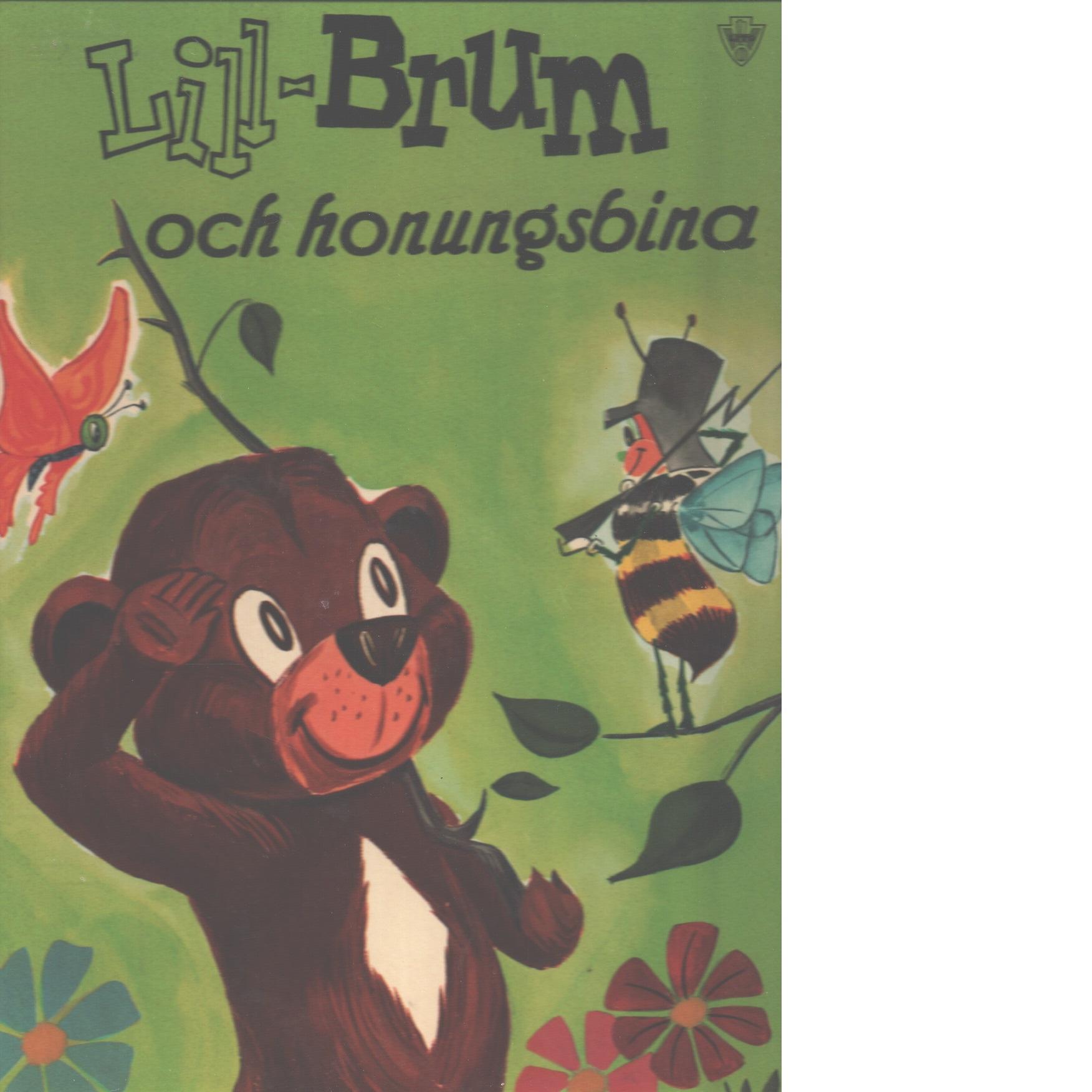 Lill-Brum och honungsbina - Red.