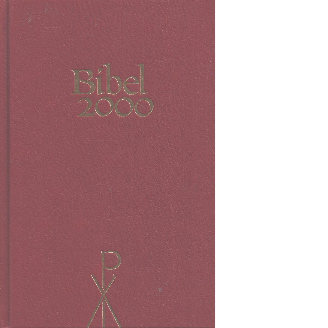 Bibel 2000 - Red.