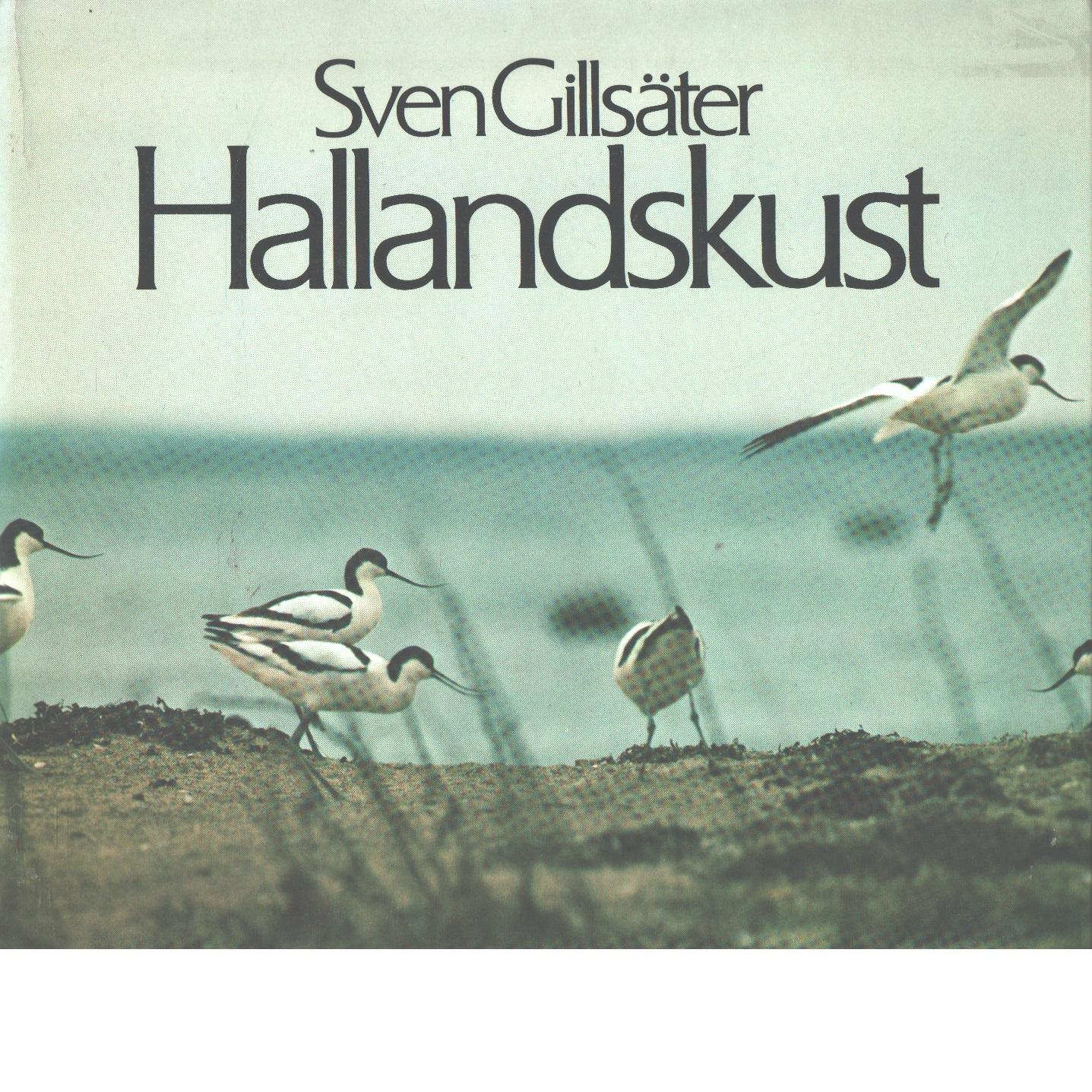 Hallandskust - Gillsäter, Sven