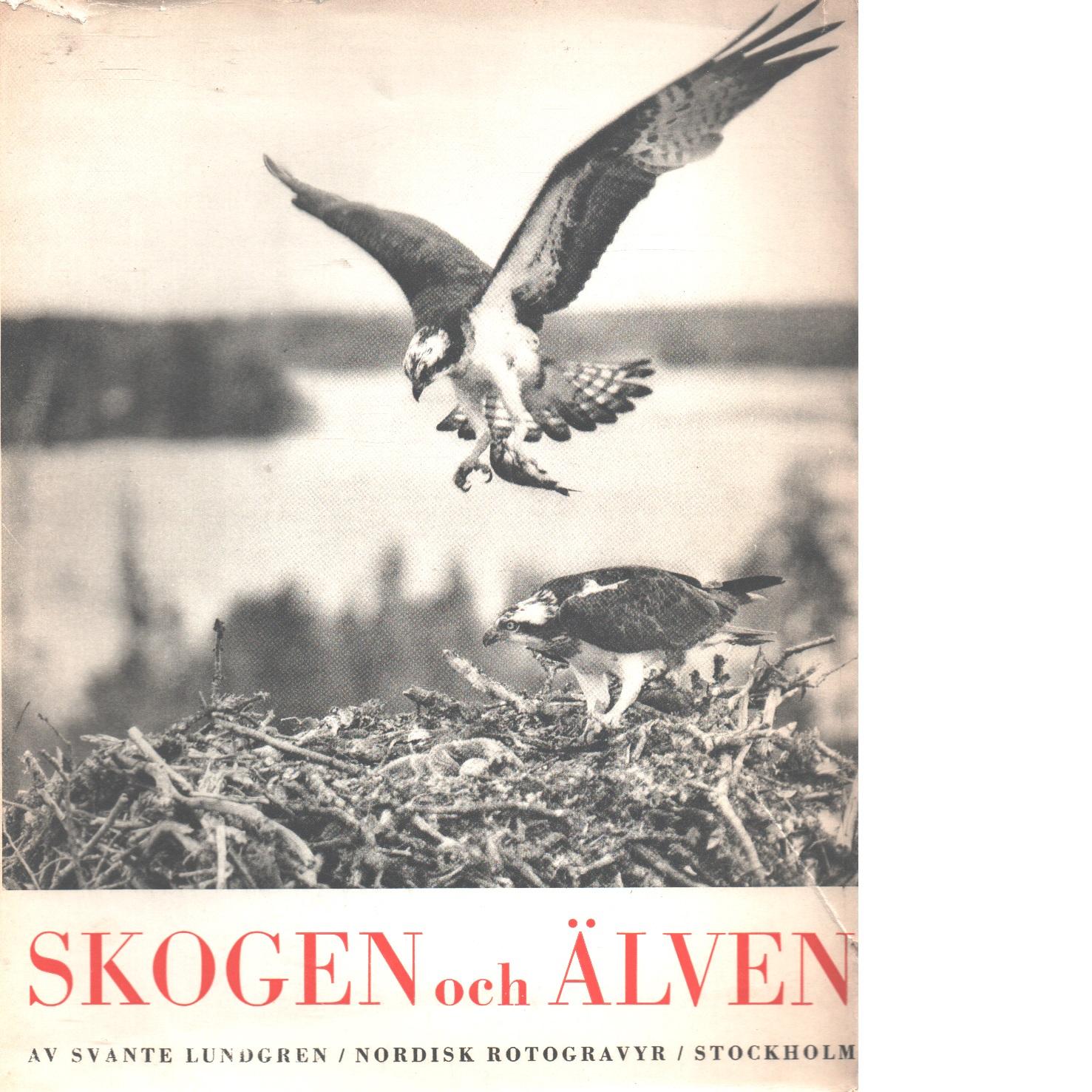 Skogen och älven - Lundgren, Svante