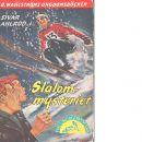 Slalommysteriet : [tvillingdetektiverna] - Ahlrud, Sivar