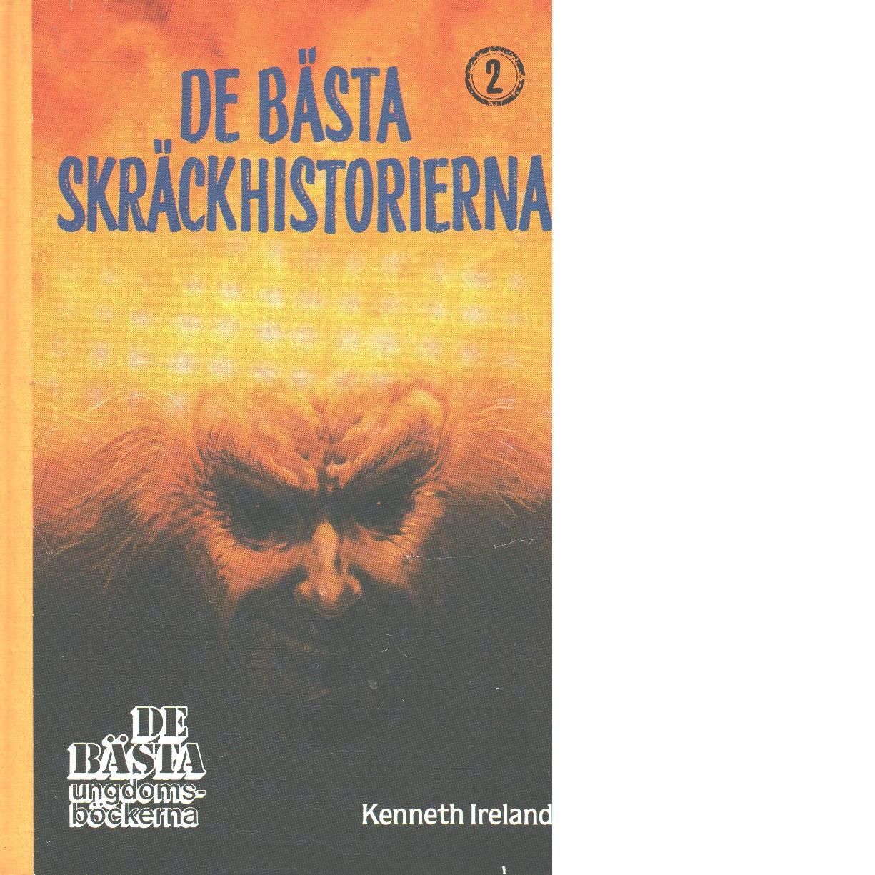 De bästa skräckhistorierna. 2 - Red.
