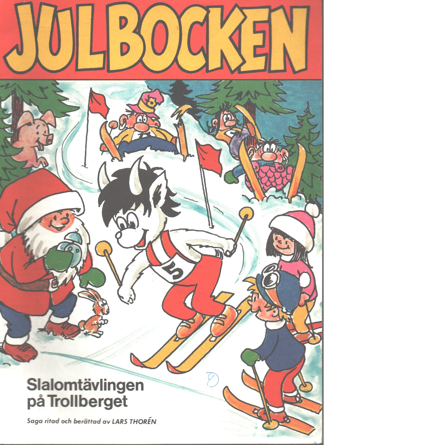 Julbocken - Thorén, Lars