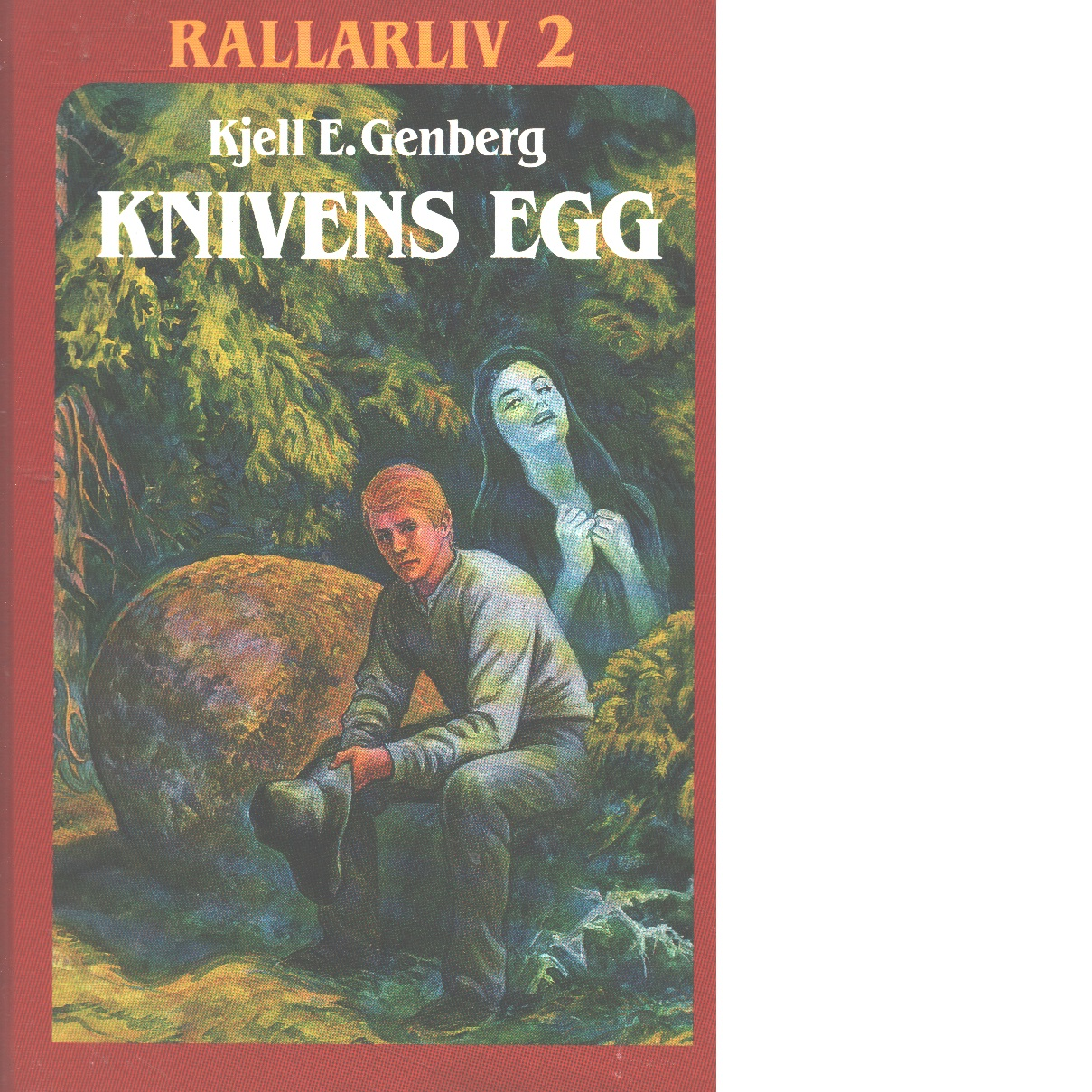 Rallarliv 2 : Knivens egg - Genberg, Kjell E.