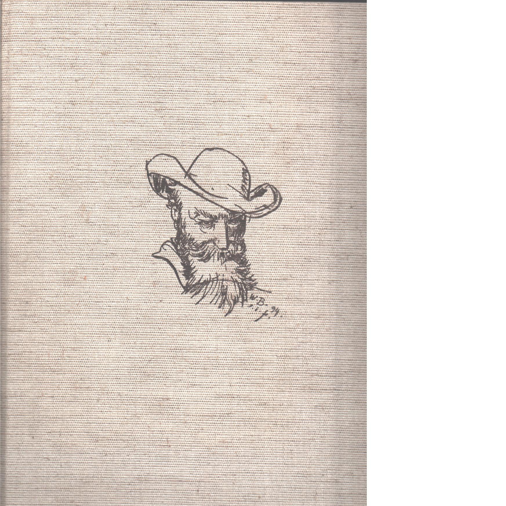 Neues Wilhelm Busch album. - Busch, Wilhelm