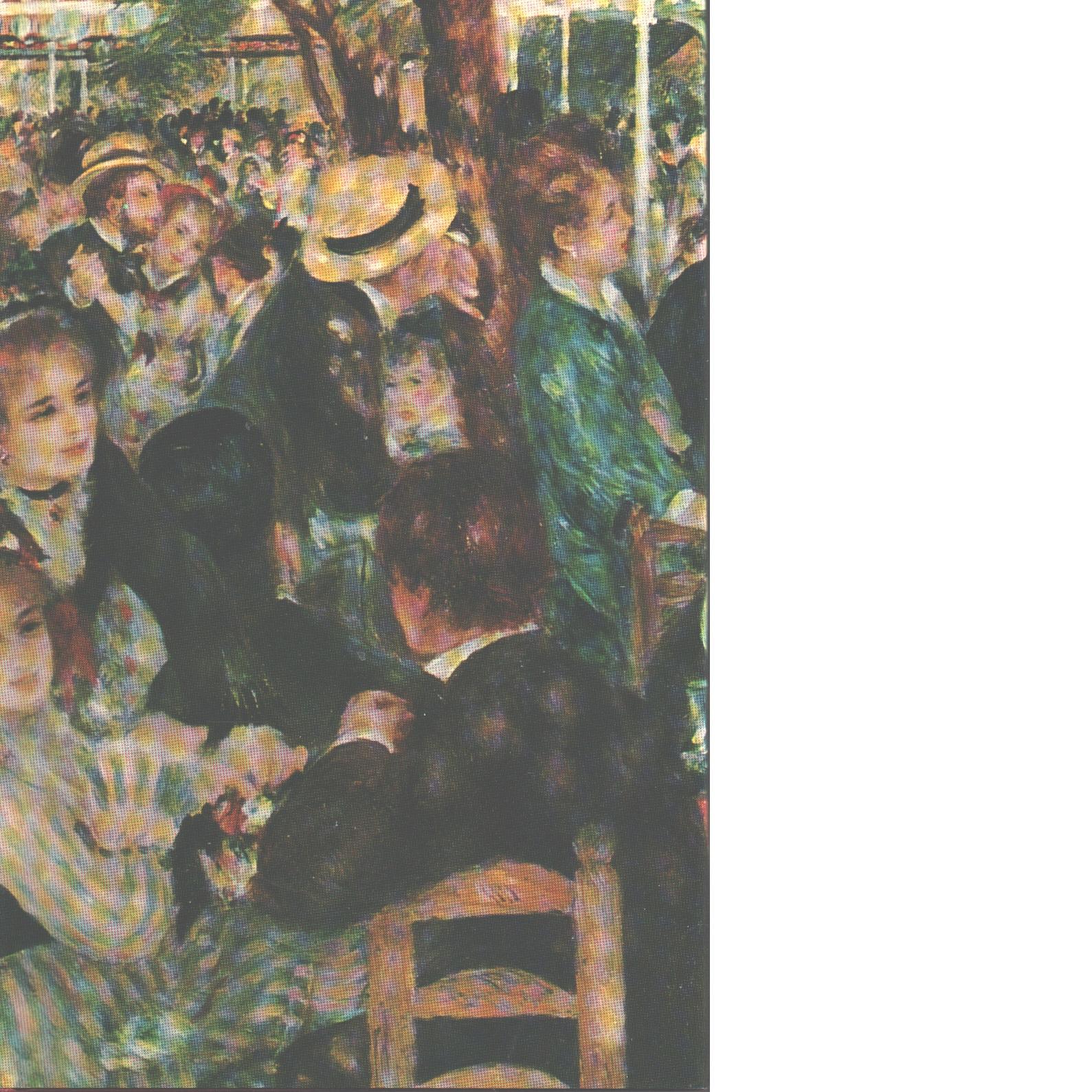 Konstens världshistoria. 16, impressionismen - Red.