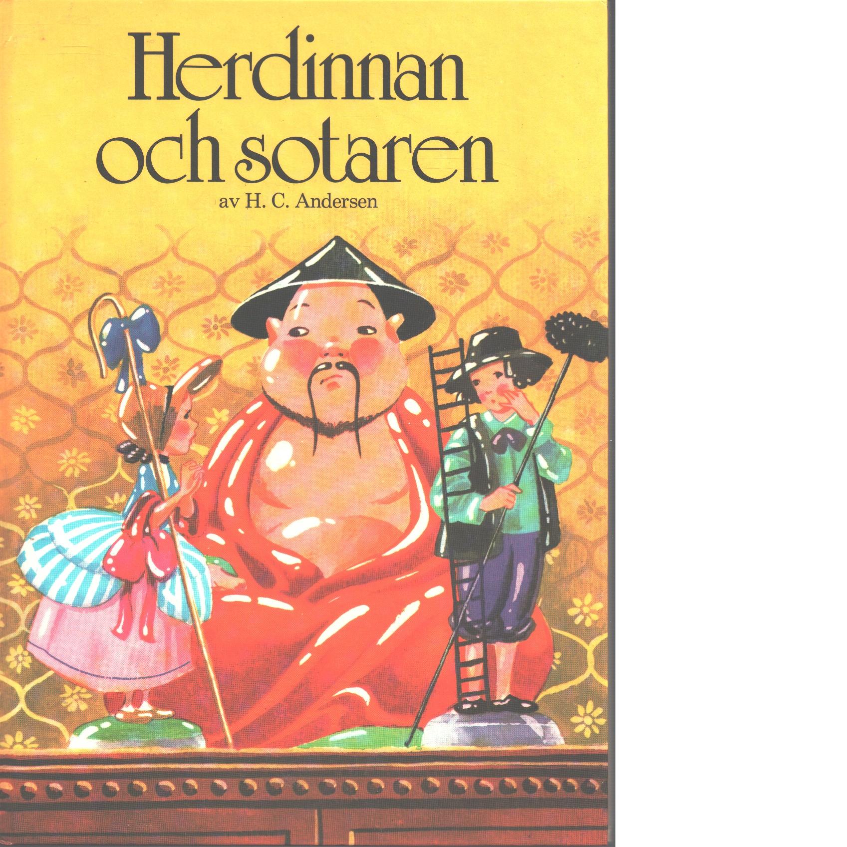 Herdinnan och sotaren - Andersen, H. C.,