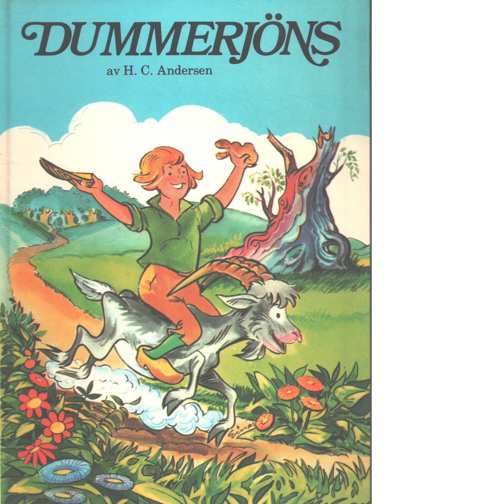 Dummerjöns - Andersen, H. C.,