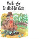 Vad far gör är alltid det rätta - Andersen, H. C.,