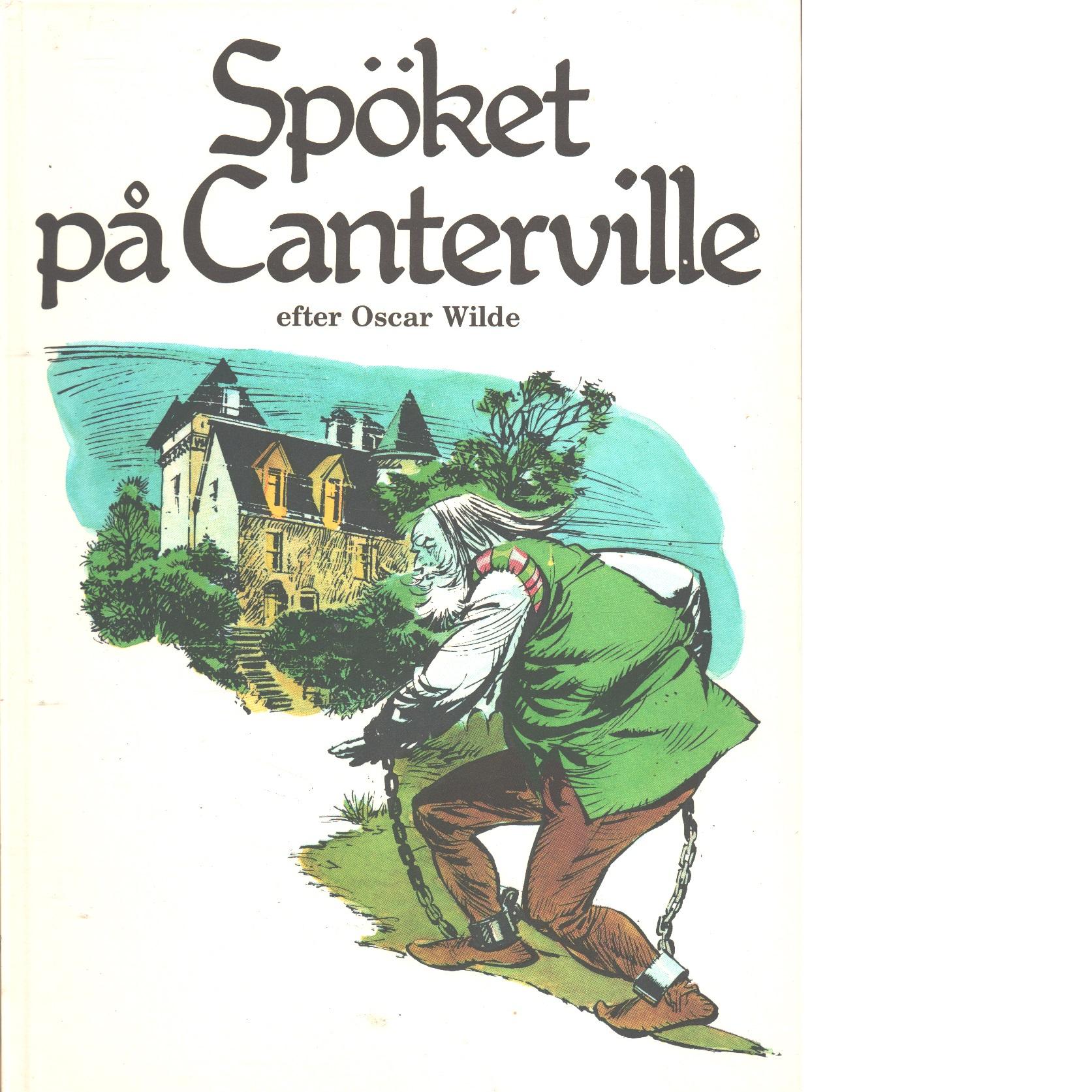 Spöket på Canterville - Wilde, Oscar