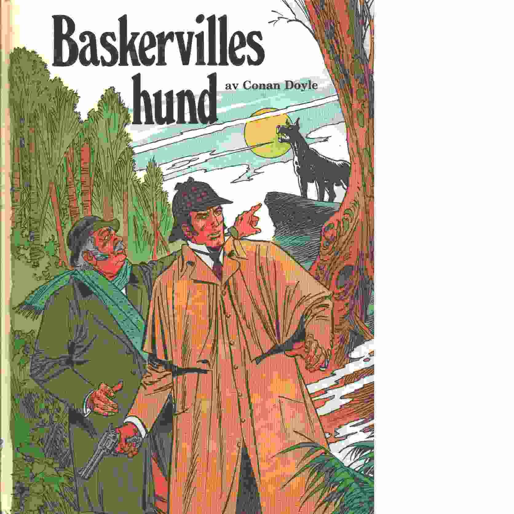 Baskervilles hund - Sir Conan Doyle, Arthur