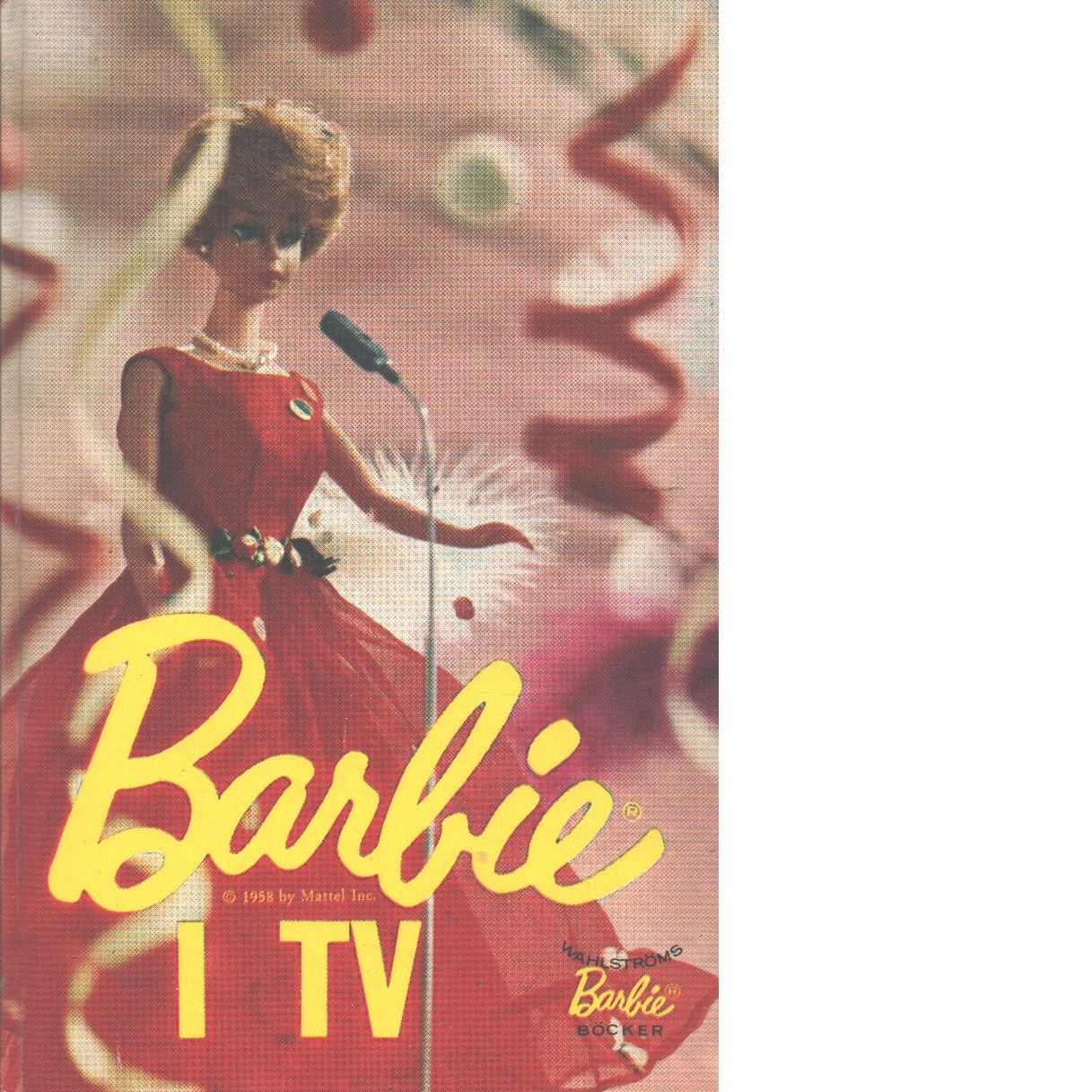 Barbie i TV - Red.