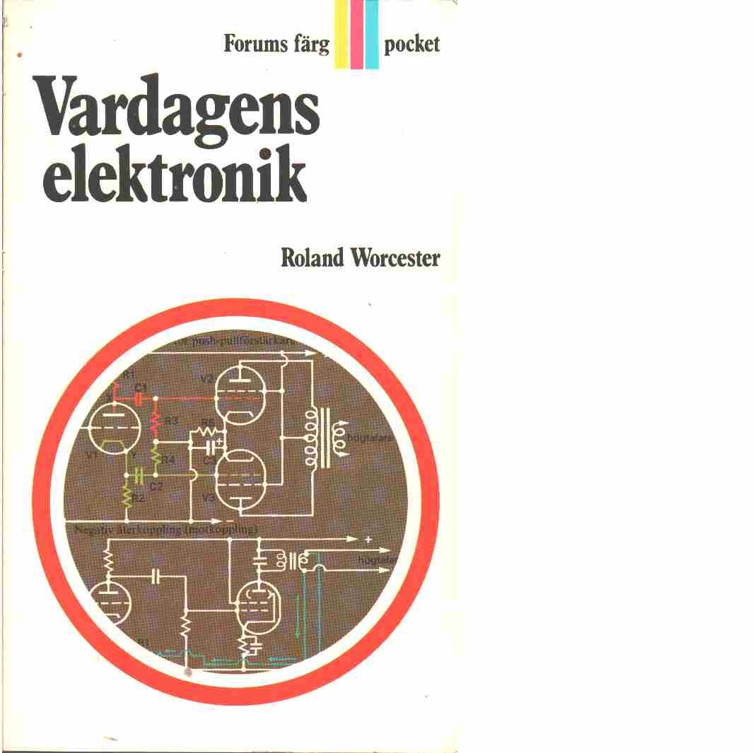 Vardagens elektronik - Worcester, Roland
