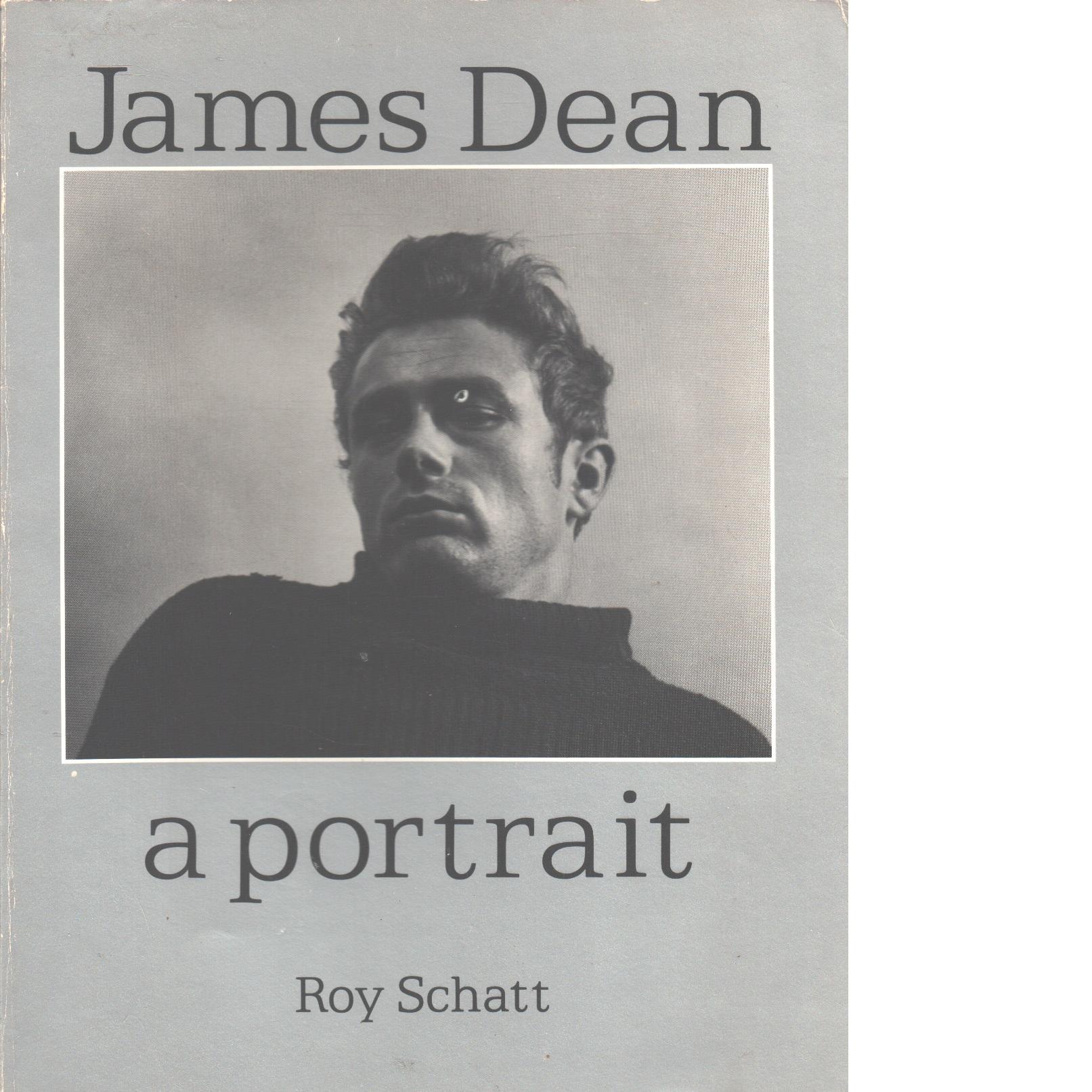 James Dean : a portrait - Schatt, Roy