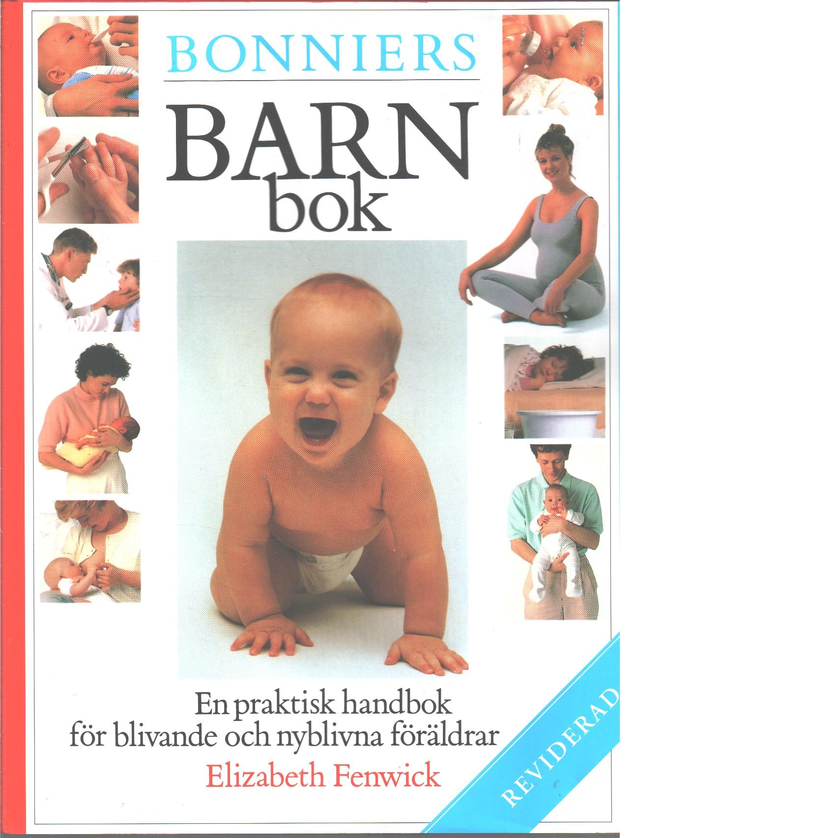 Bonniers barnbok - Fenwick, Elizabeth