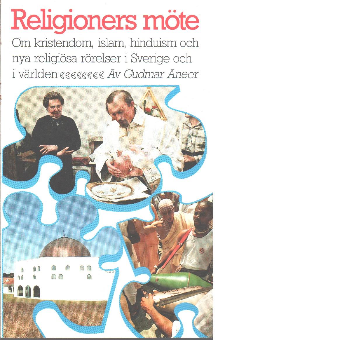 Religioners möte - Aneer, Gudmar