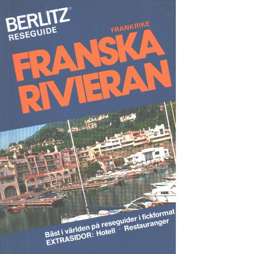 Franska Rivieran - Red.