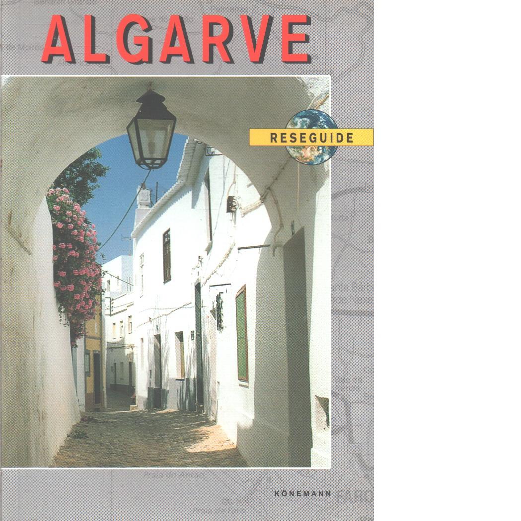 Algarve : [reseguide] - O'Callaghan, Jane