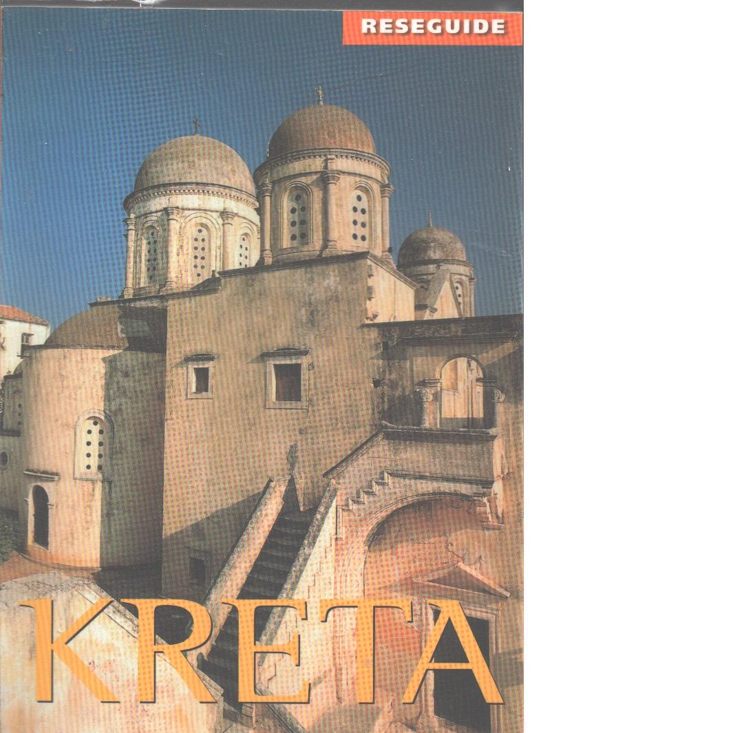 Kreta : [reseguide] - Hanna, Nick