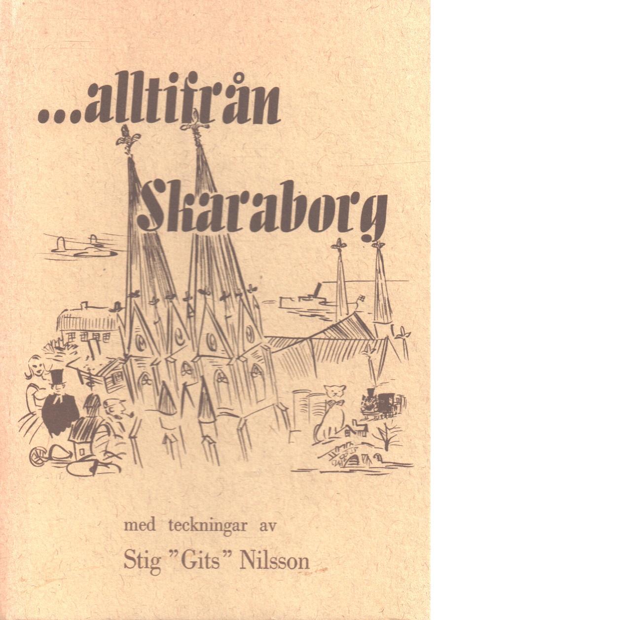 -alltifrån Skaraborg - Nilsson, Stig