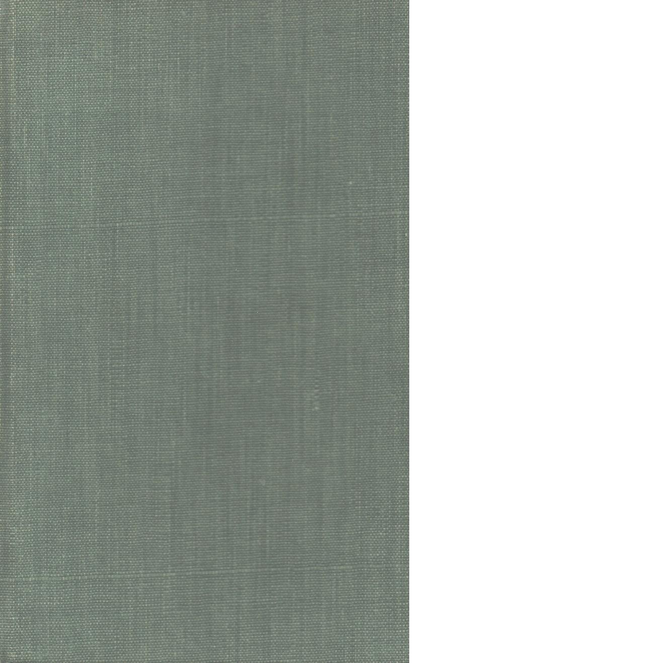 Sång över markerna : dikter i urval - Hed, Kerstin