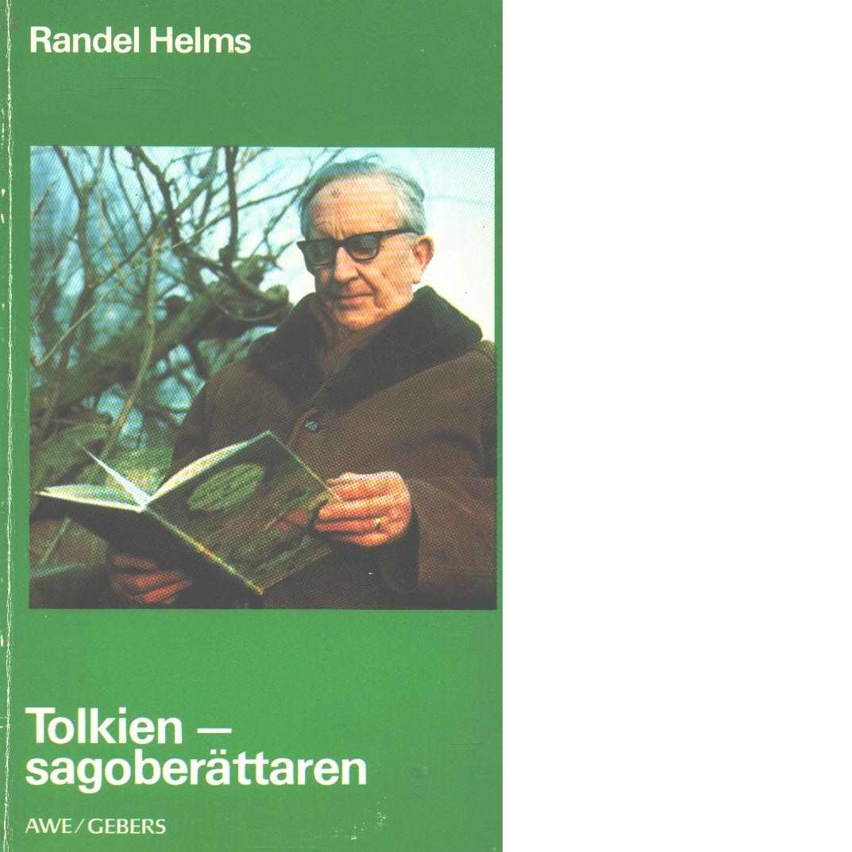 Tolkien, sagoberättaren - Helms, Randel