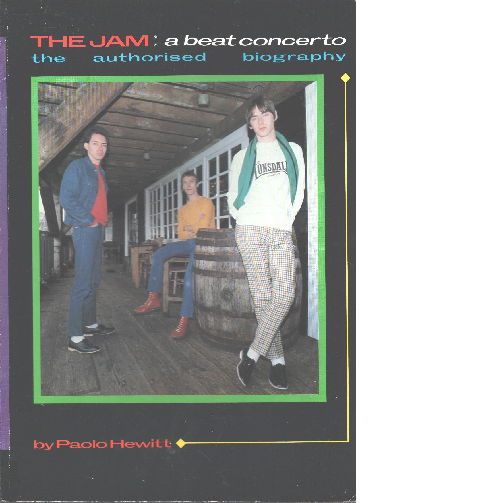 The Jam: En Beat Concerto - Hewitt, Paolo