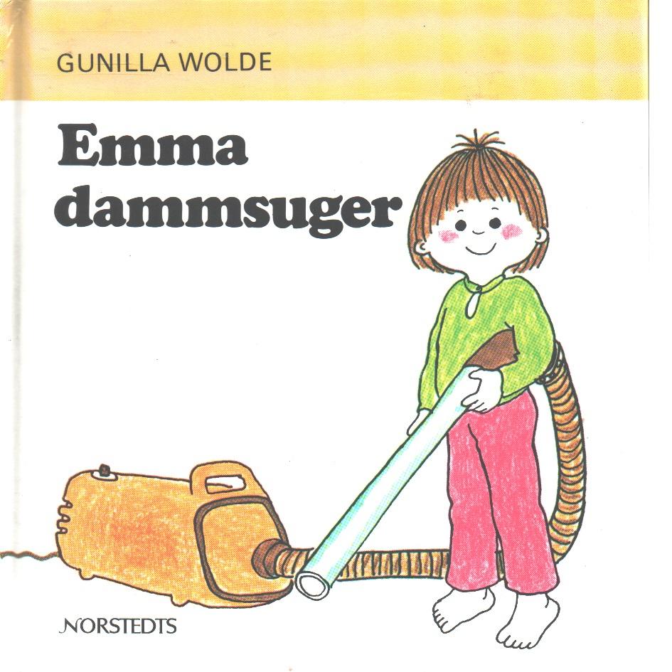 Emma dammsuger - Wolde, Gunilla