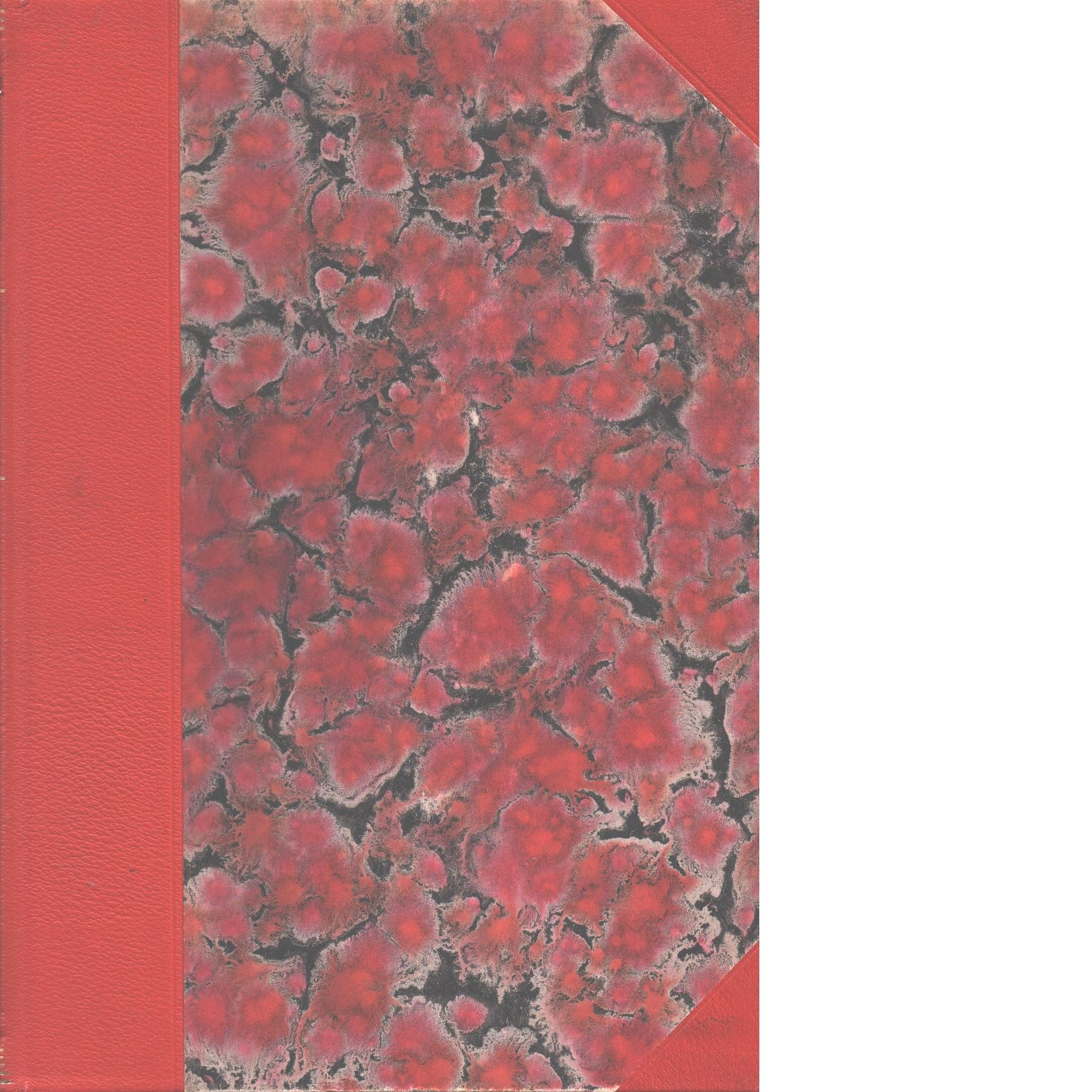Blomsterodling under glas : de viktigaste handelskulturerna - Red.