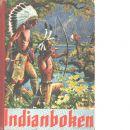 Indianboken - Skogslöparen. - Ferry, Gabriel