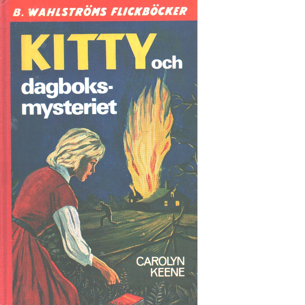 Kitty och dagboksmysteriet - Keene, Carolyn