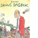 Dahls dagbok - Dahl, Roald.