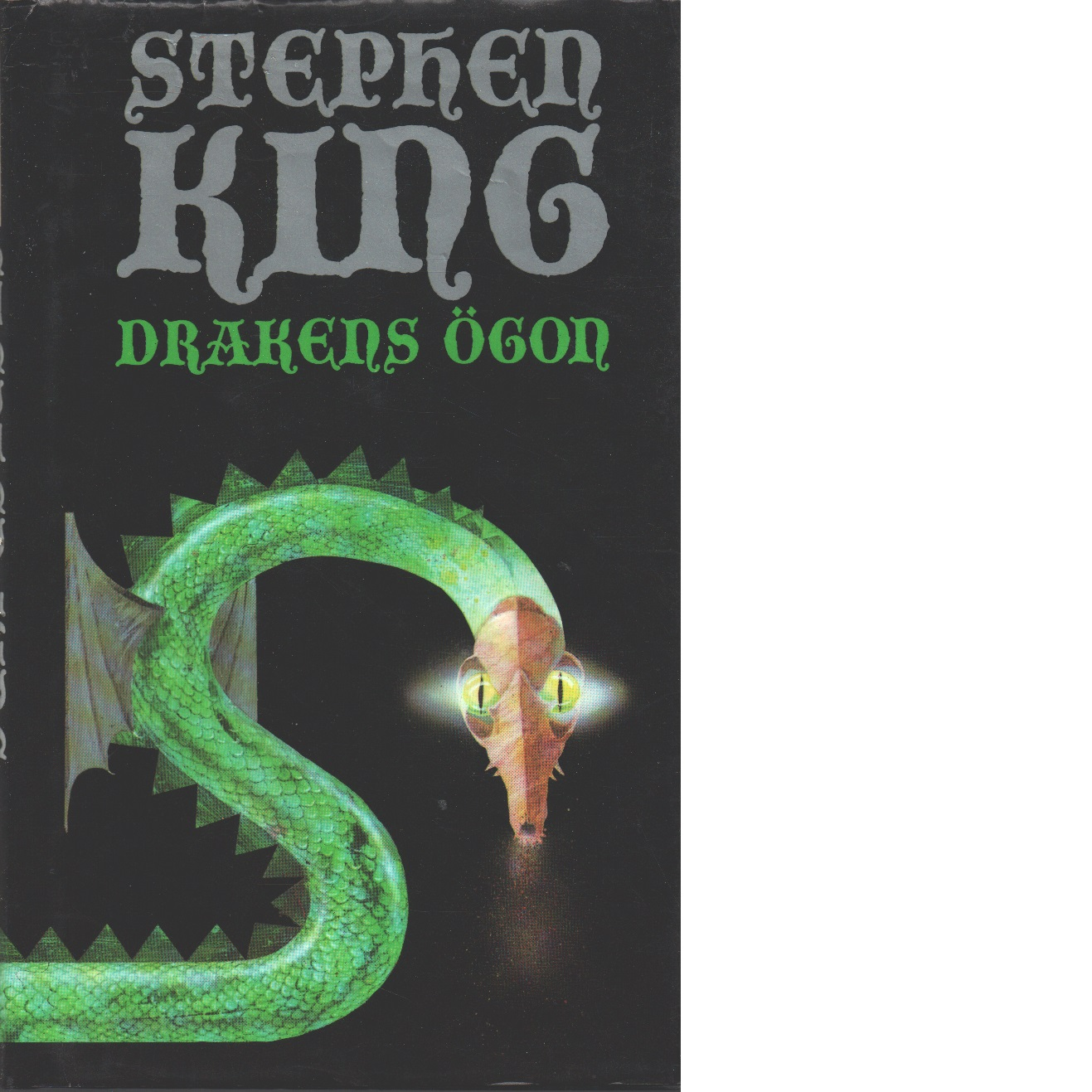Drakens ögon - King, Stephen